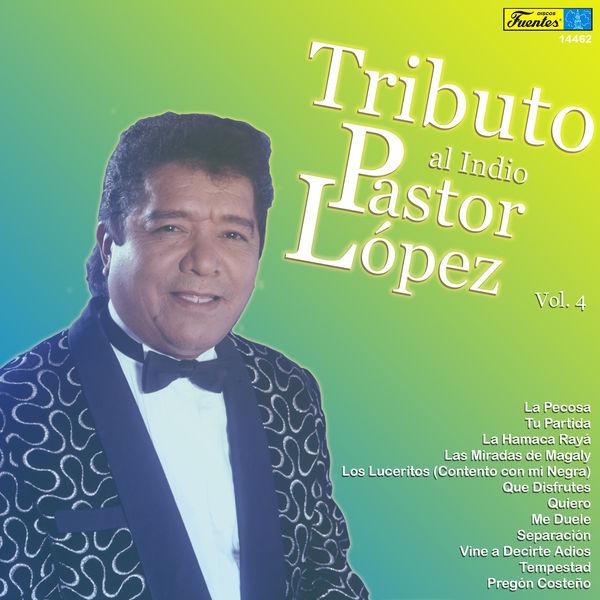 Pastor Lopez Y Su Combo - Tributo al Indio Pastor López, Vol. 4