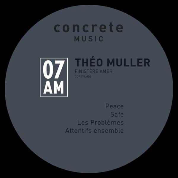 Theo Muller - Finistère amer