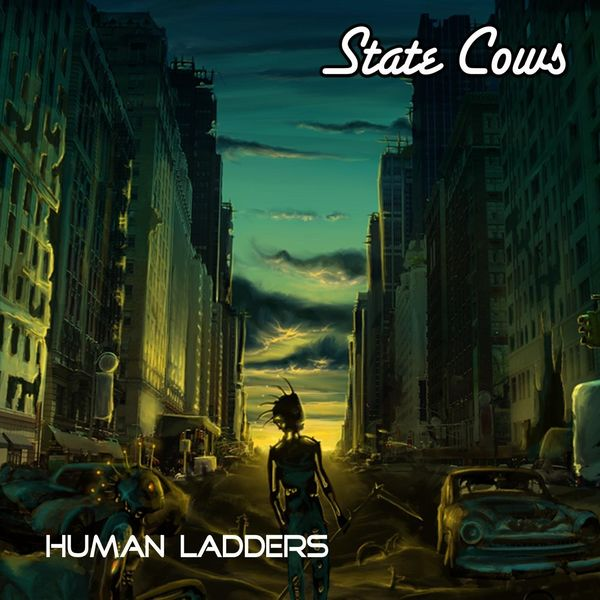 State Cows - Human Ladders