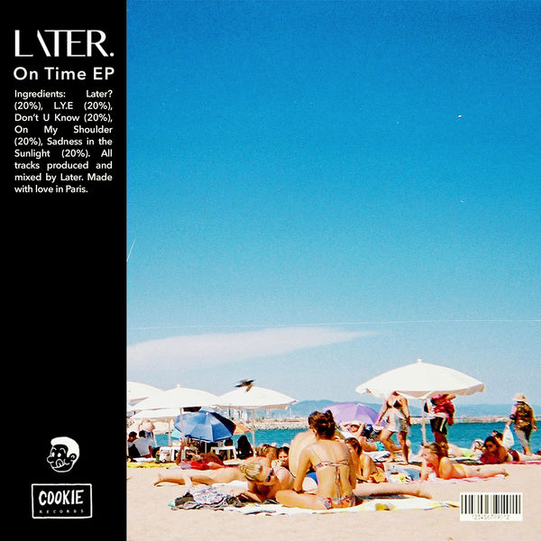 Later. - On Time