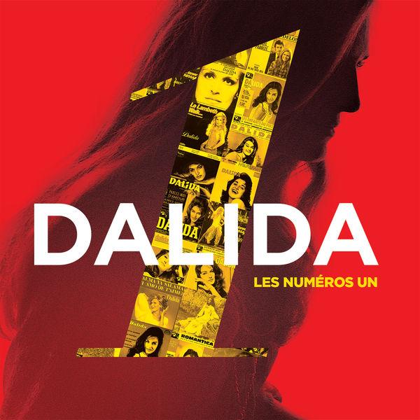 Dalida - LES NUMEROS UN DE DALIDA