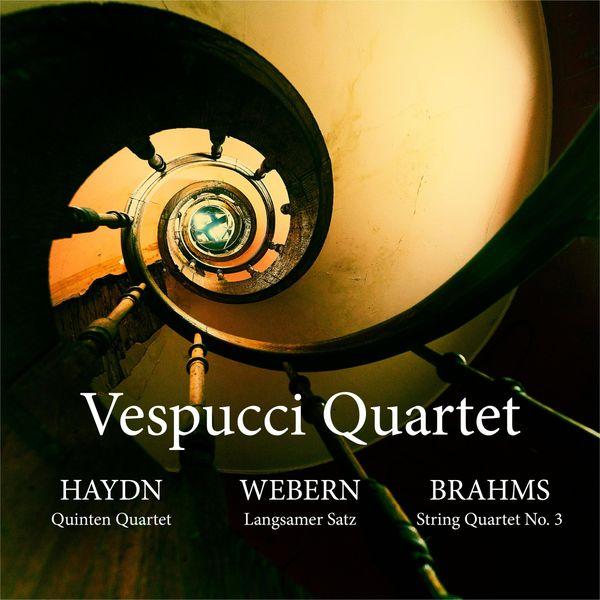 Vespucci Quartet - Haydn, Webern, Brahms