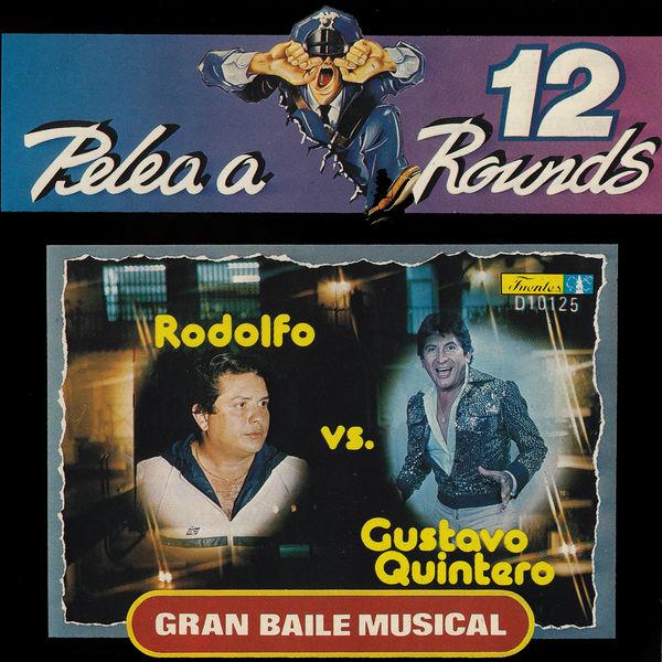 Rodolfo Aicardi - Rodolfo Aicardi vs Gustavo Quintero - Pelea a 12 Rounds