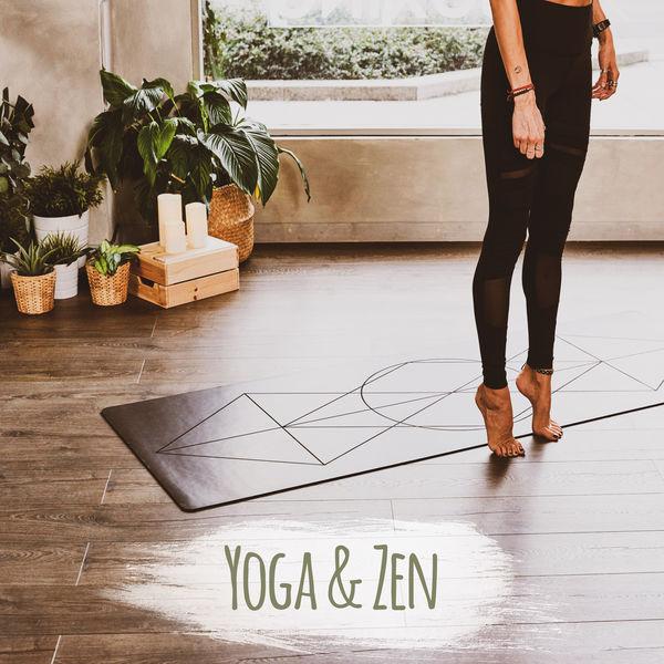 Album Yoga & Zen - Musical Compilation of 15 Songs for Zazen