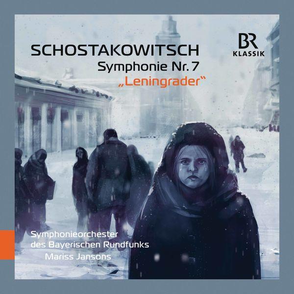 "Symphonieorchester Des Bayerischen Rundfunks - Shostakovich: Symphony No. 7 in C Major, Op. 60 ""Leningrad"" (Live)"