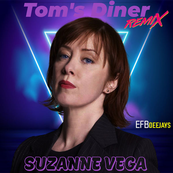 Suzanne Vega - Tom's Diner (Remix)
