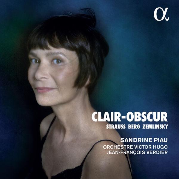 Sandrine Piau - Clair-Obscur