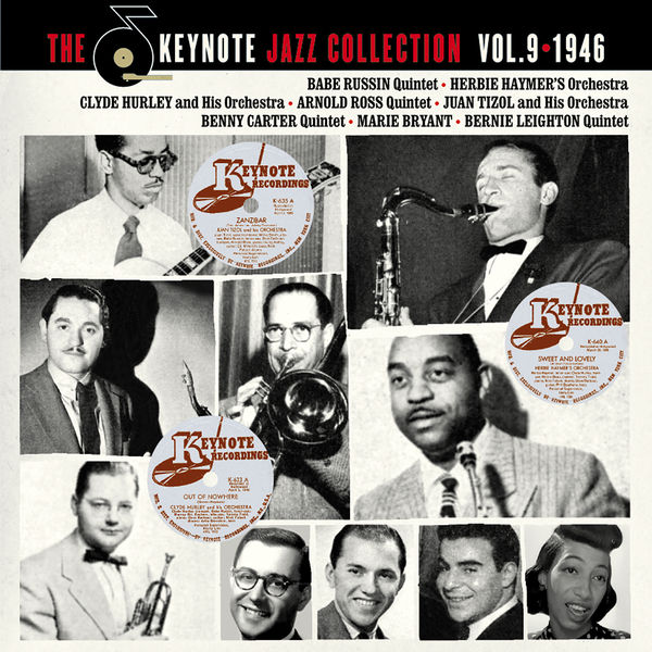 Various Composers - The Keynote Jazz Collection Vol. 9 - 1946