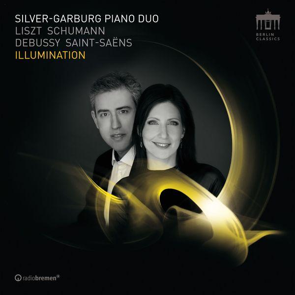 Silver Garburg Piano Duo - Illumination