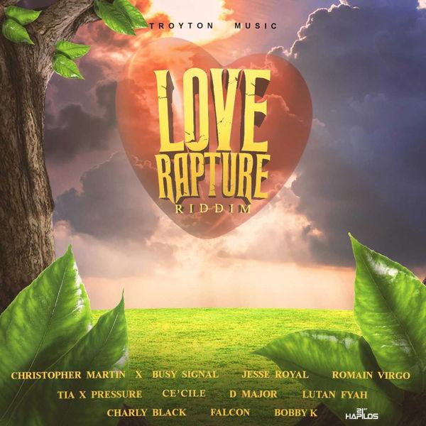 Various Artists - Love Rapture Riddim