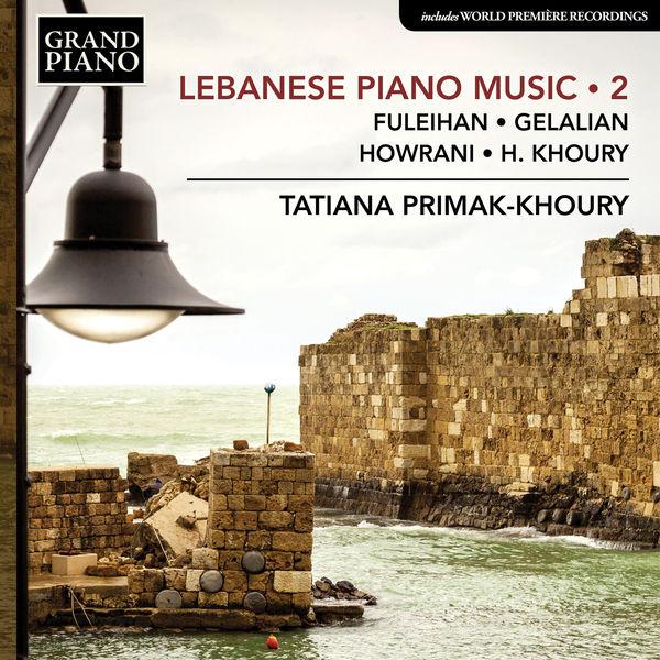 Tatiana Primak-Khoury - Lebanese Piano Music, Vol. 2