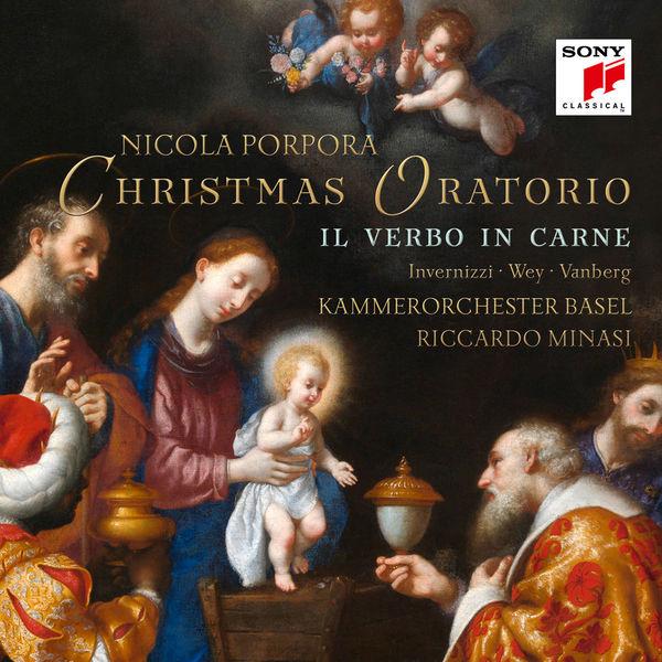 Kammerorchester Basel - Porpora: Il verbo in carne (Christmas Oratorio)