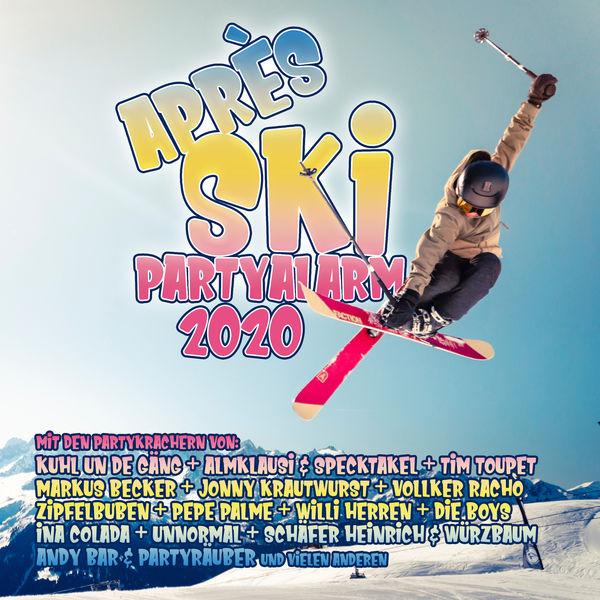 Various Artists - Après Ski Partyalarm 2020