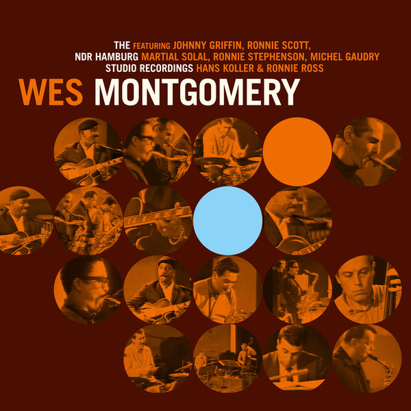 Wes Montgomery|The NDR Hamburg Studio Recordings  (Live)