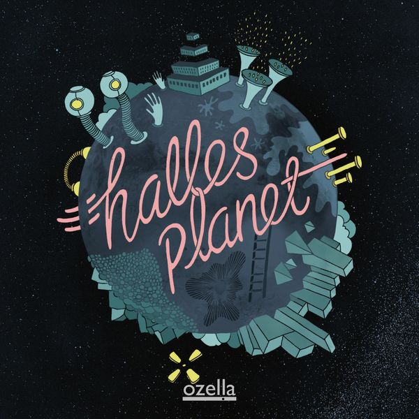 Gunnar Halle - Halle's Planet