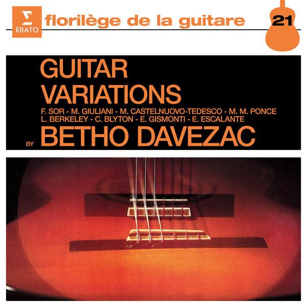 Betho Davezac - Guitar Variations