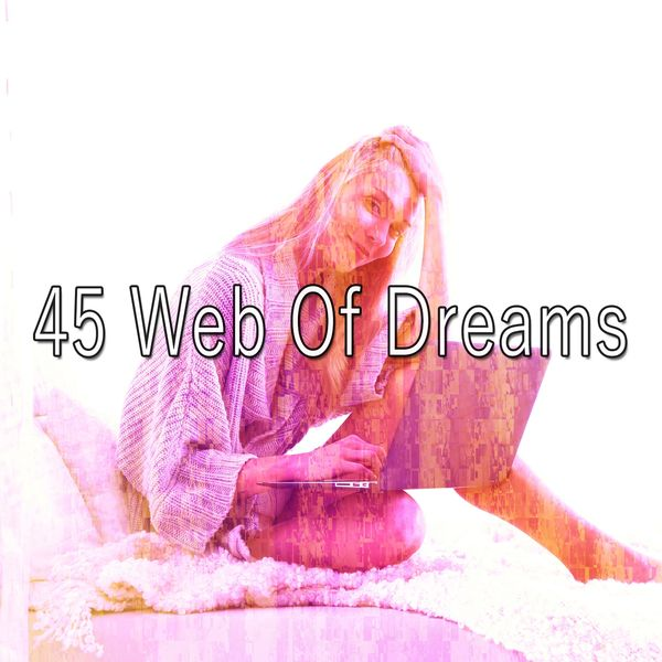 Sleepy Night Music - 45 Web of Dreams