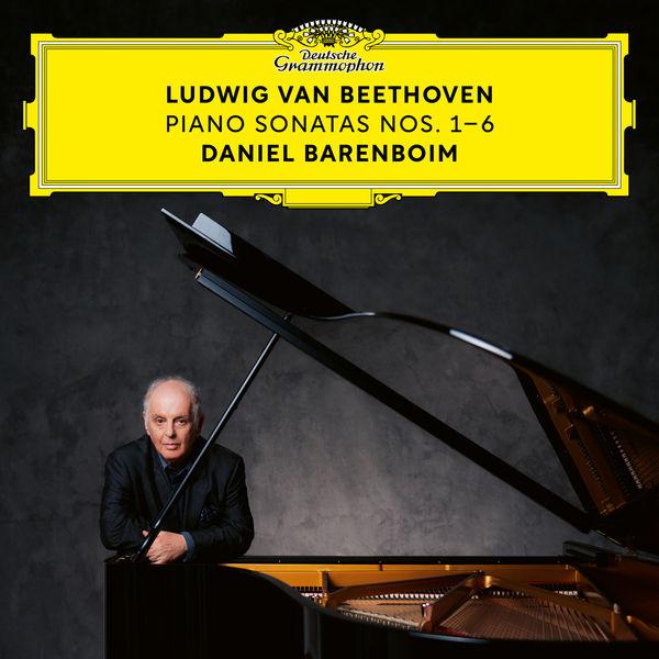 Daniel Barenboim - Beethoven: Piano Sonatas Nos. 1-6