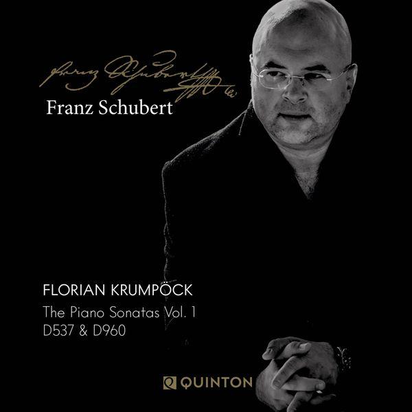 Florian Krumpock - Franz Schubert: The Piano Sonatas Vol. 1