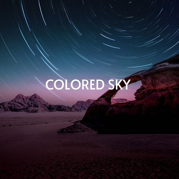 Various Artists - Colored Sky