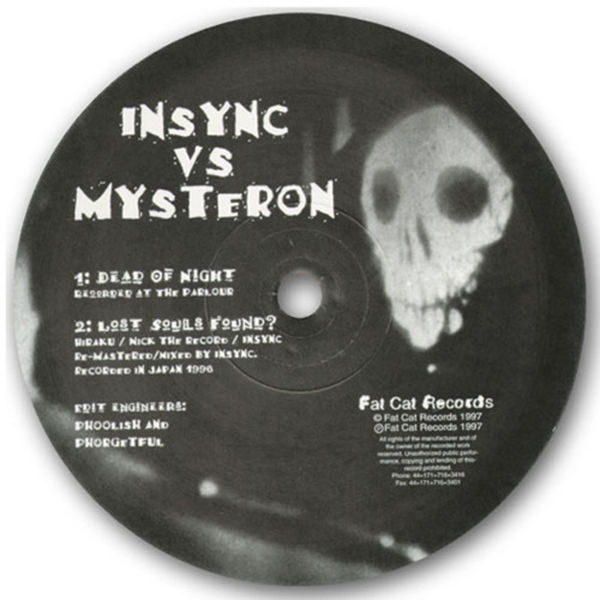 Insync - Tales from the Crypt