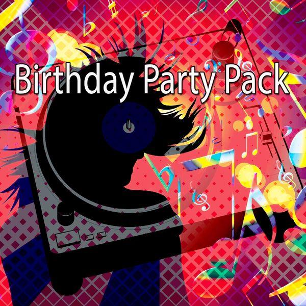 Happy Birthday Band - Birthday Party Pack