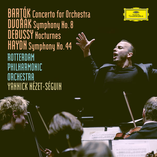 "Rotterdam Philharmonic Orchestra - Bartók: Concerto For Orchestra, BB 123, Sz.116 / Dvorák: Symphony No.8 in G Major, Op.88, B.163 / Debussy: Nocturnes, L. 91 / Haydn: Symphony No.44 in E Minor, Hob.I:44 -""Mourning"""