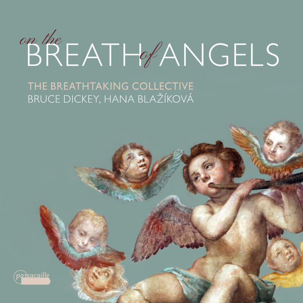 Various Composers - On the Breath of Angels