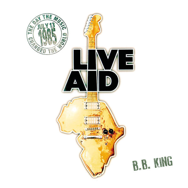 B.B. King - Why I Sing The Blues / Don't Answer the Door / Rock Me Baby (Live from the North Sea Jazz Festival, The Hague, 13th July 1985)