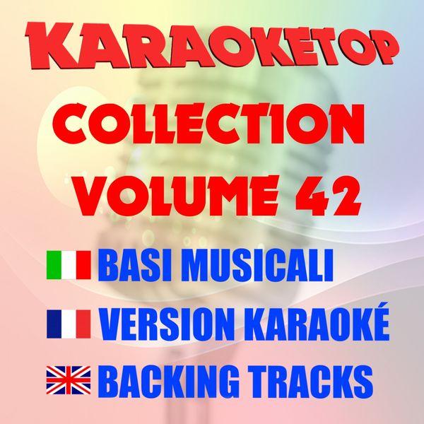 Karaoketop - Karaoketop Collection, Vol. 42 (Karaoke Versions)