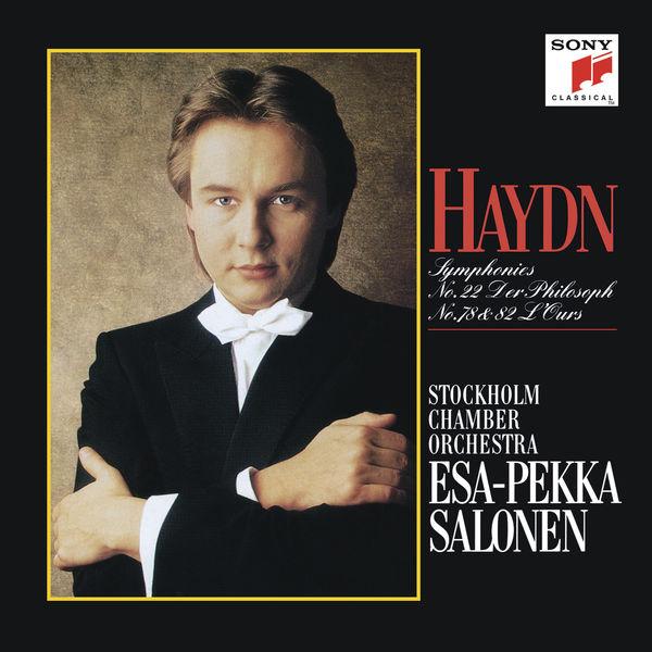 Esa-Pekka Salonen - Haydn: Symphonies Nos. 22, 78 & 82