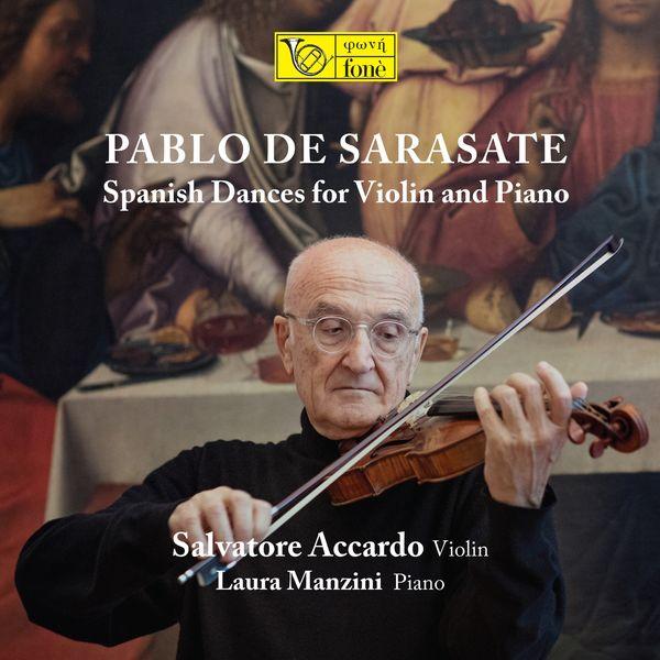 Salvatore Accardo, Laura Manzini, Laura Gorna - Pablo de Sarasate (Spanish Dances for Violin and Piano)
