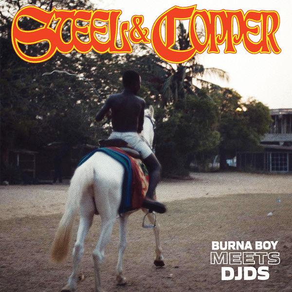 Burna Boy - Steel & Copper