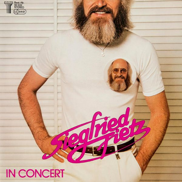 Siegfried Fietz - Siegfried Fietz in Concert (Live)