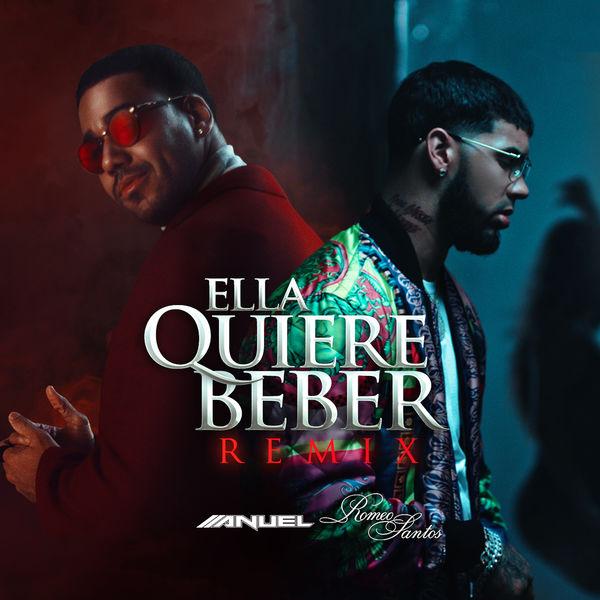 Anuel Aa - Ella Quiere Beber (Remix)