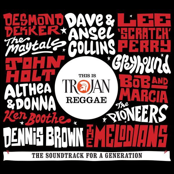 Various Artists - This Is Trojan Reggae