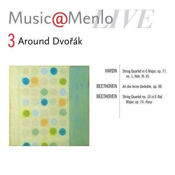 Danish String Quartet - Music@Menlo, Around Dvořák, Vol. 3 (Live)