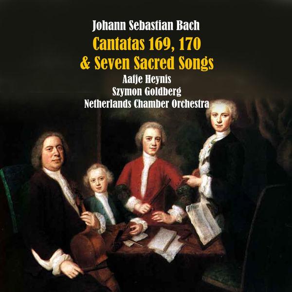 Aafje Heynis - Bach: Cantatas 169, 170 & Seven Sacred Songs