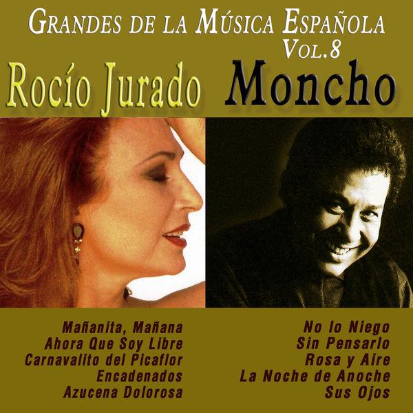 Rocio Jurado - Grandes de la Música Española Vol. 8