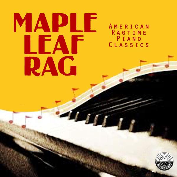 Richard Zimmerman - Maple Leaf Rag: American Ragtime Piano Classics