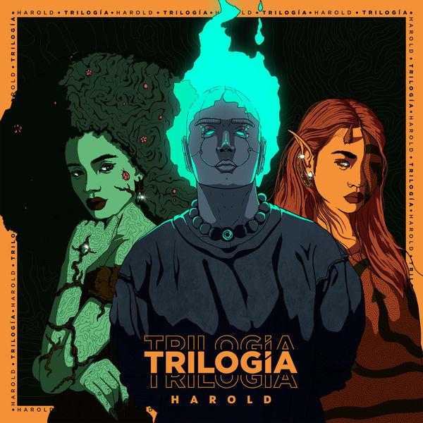 Harold - Trilogía