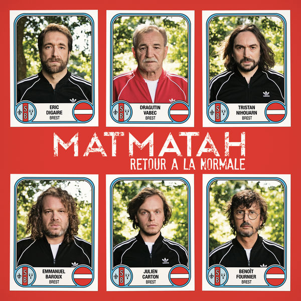 Matmatah - Retour à la normale