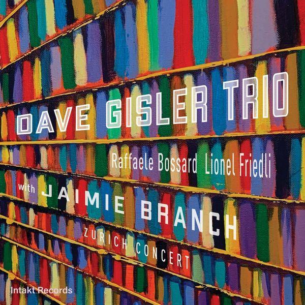 Dave Gisler Trio - Zurich Concert (Live)
