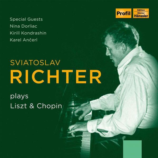 Sviatoslav Richter - Sviatoslav Richter plays Liszt & Chopin