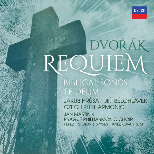 Jan Martiník - Dvořák: Requiem, Biblical Songs, Te Deum