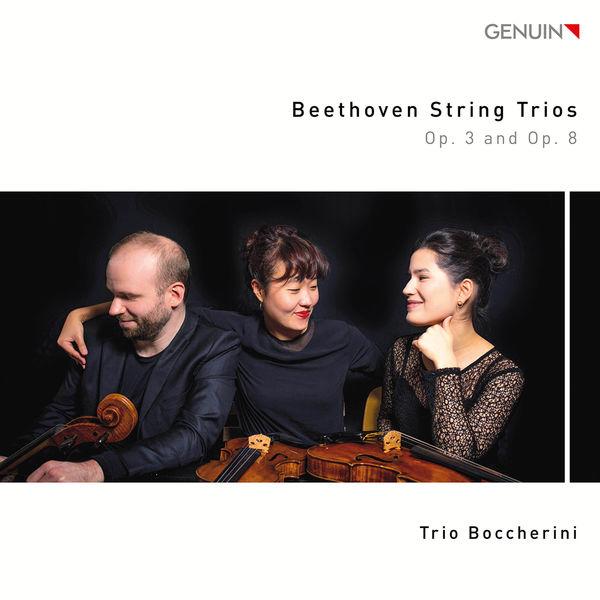Trio Boccherini Beethoven: String Trios, Opp. 3 & 8