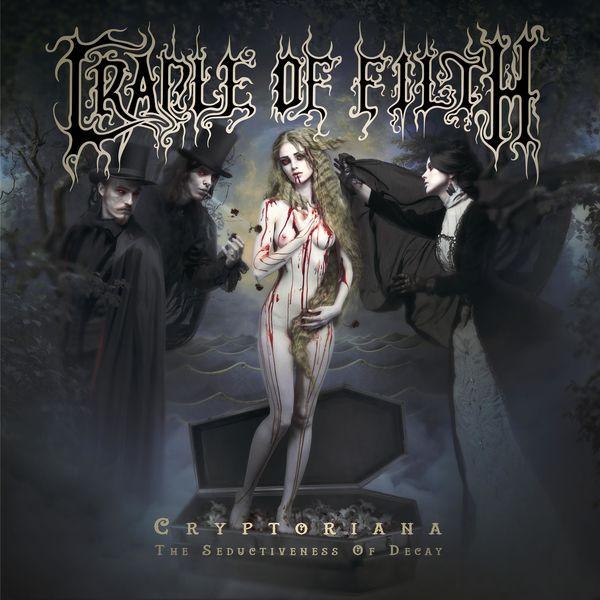 Cradle Of Filth - Cryptoriana - The Seductiveness Of Decay