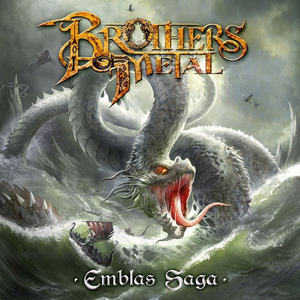 Brothers of Metal - Emblas Saga