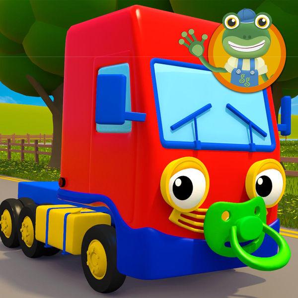 Toddler Fun Learning & Gecko's Garage - Baby Truck (Doo Doo Doo Doo)