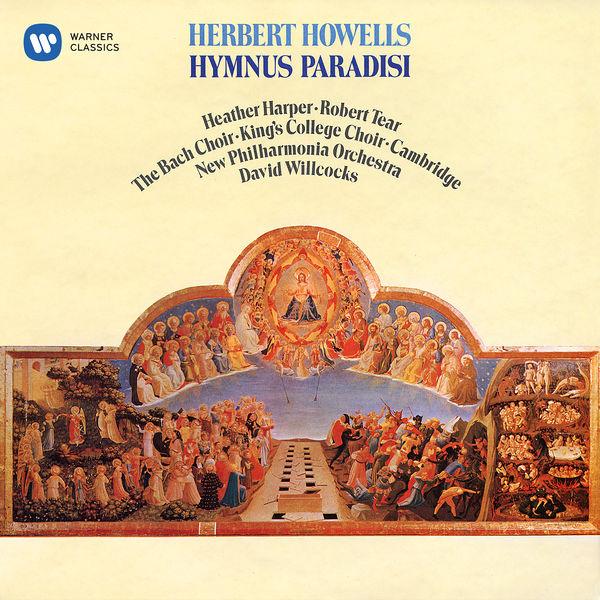 Choir of King's College, Cambridge - Howells: Hymnus Paradisi